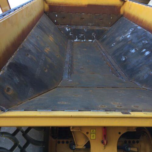Protección Tolvas de Camiones